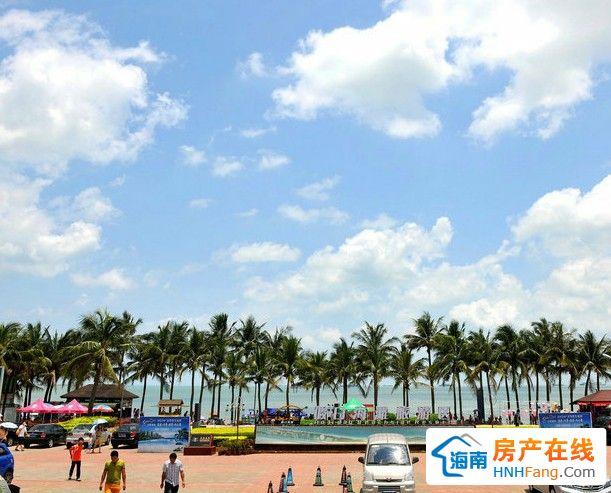 后海温泉小镇假日海滩