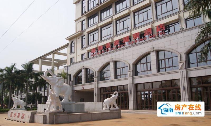 鲁能海蓝福源周边 海南亚泰温泉酒店实景图