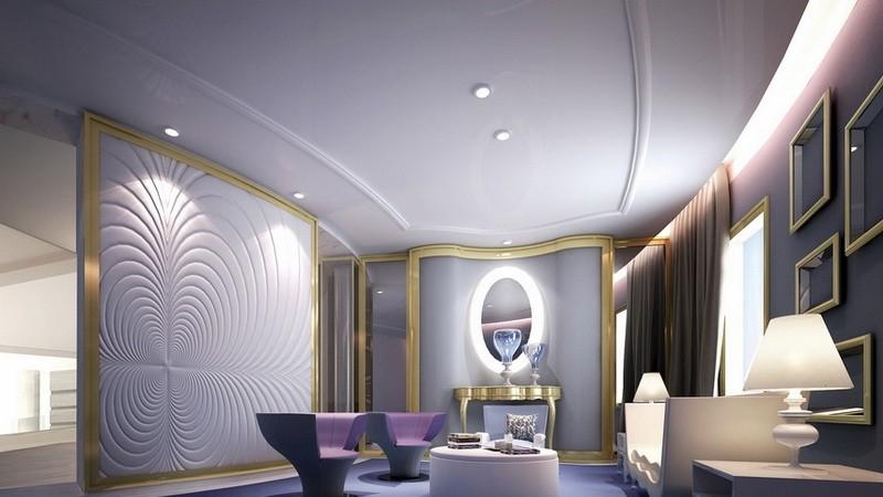 滨江海岸二层VIP室效果图