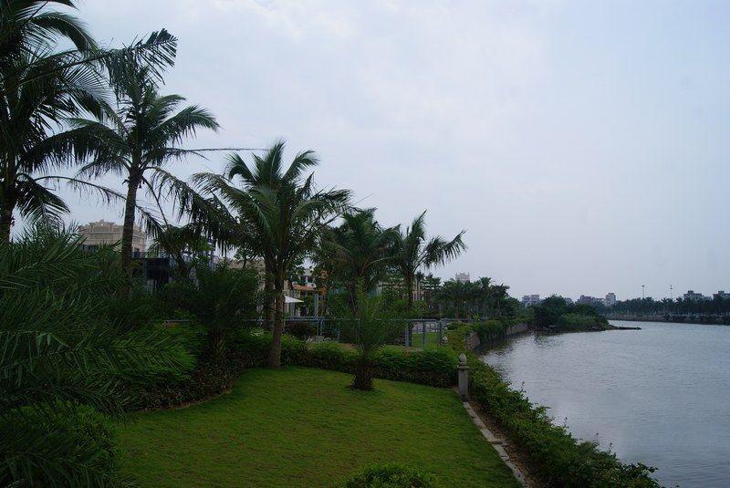 滨江海岸实景图