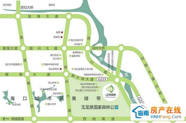 玉龙泉国家森林公园盘 亿城·江湾绿洲火爆认筹中