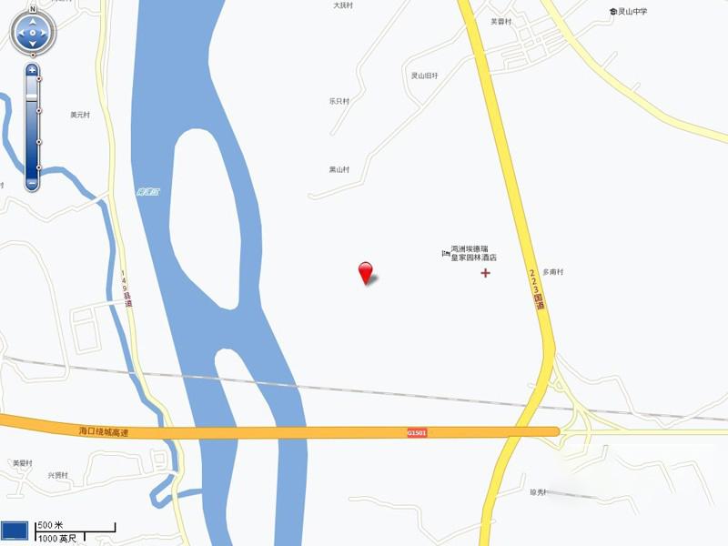 鸿洲江山电子地图