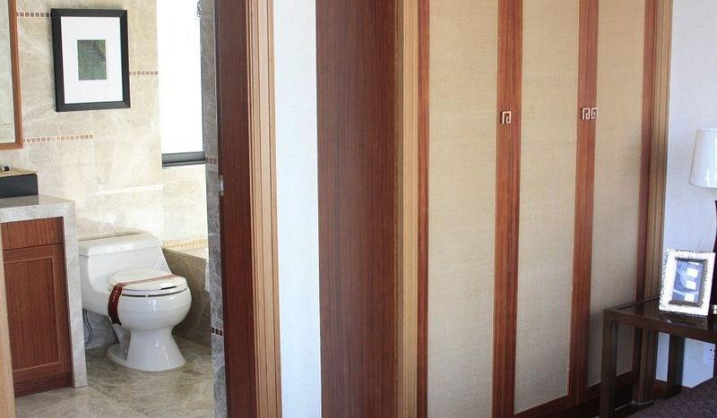 鸿洲江山T2精装样板间卫生间