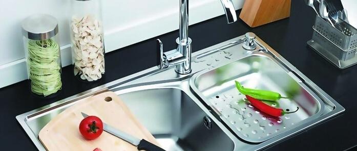 看水槽安装流程 学会安装勿被骗