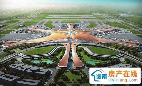三亚投千亿打造新机场工程 建国际门户枢纽机场