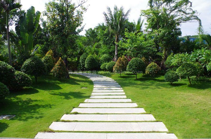 保元18°花园园林实景