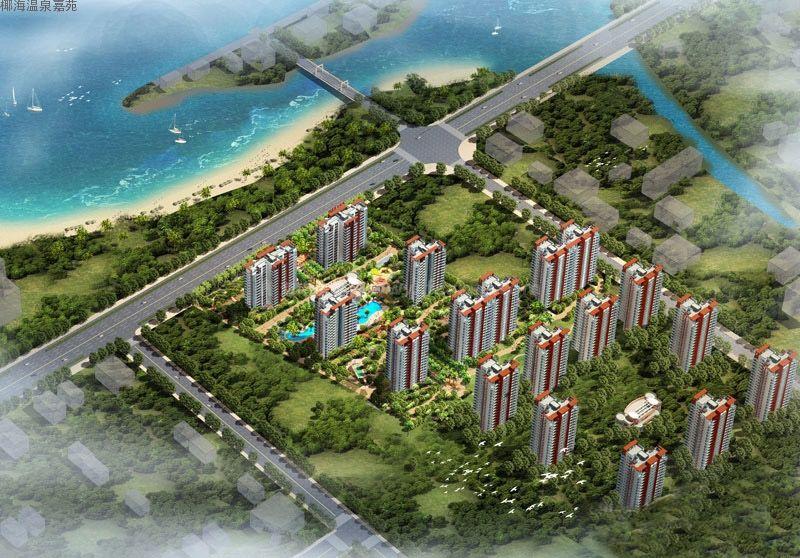 椰海温泉嘉苑C1-C6号楼均价6800元/平 全款85折