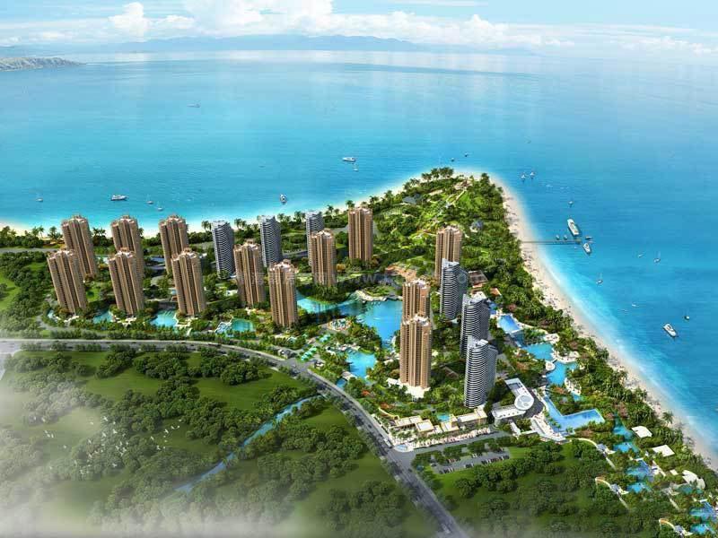 长岛蓝湾一期紧急加推4号楼 预计今年4月20日开盘