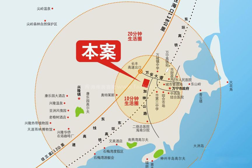翡翠悦府区位图