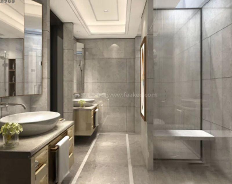样板间-卫浴室