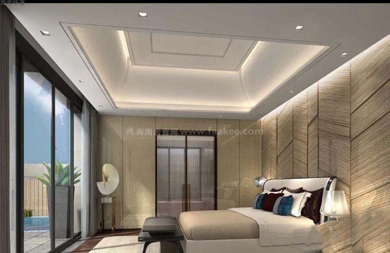 样板间-卧室