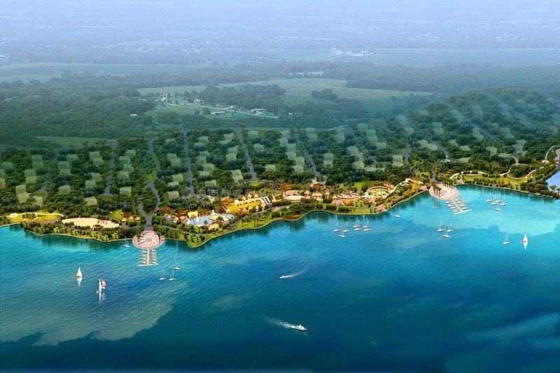 南国威尼斯城推出31套新房源 现房总价低至63.8万/套