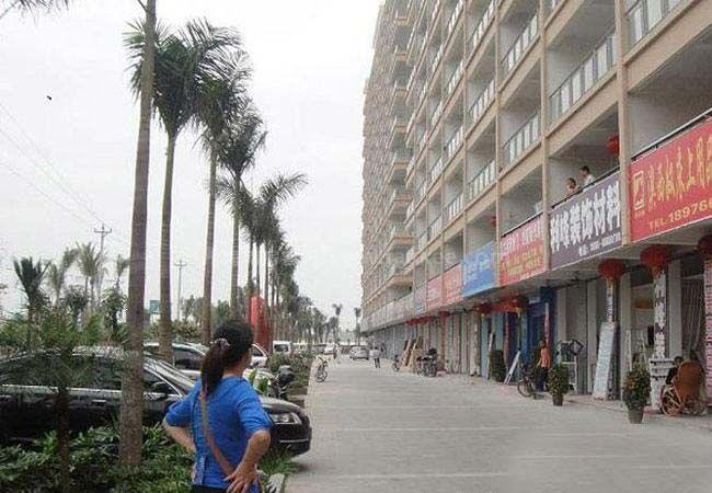 龙栖湾·盛和公馆商业街