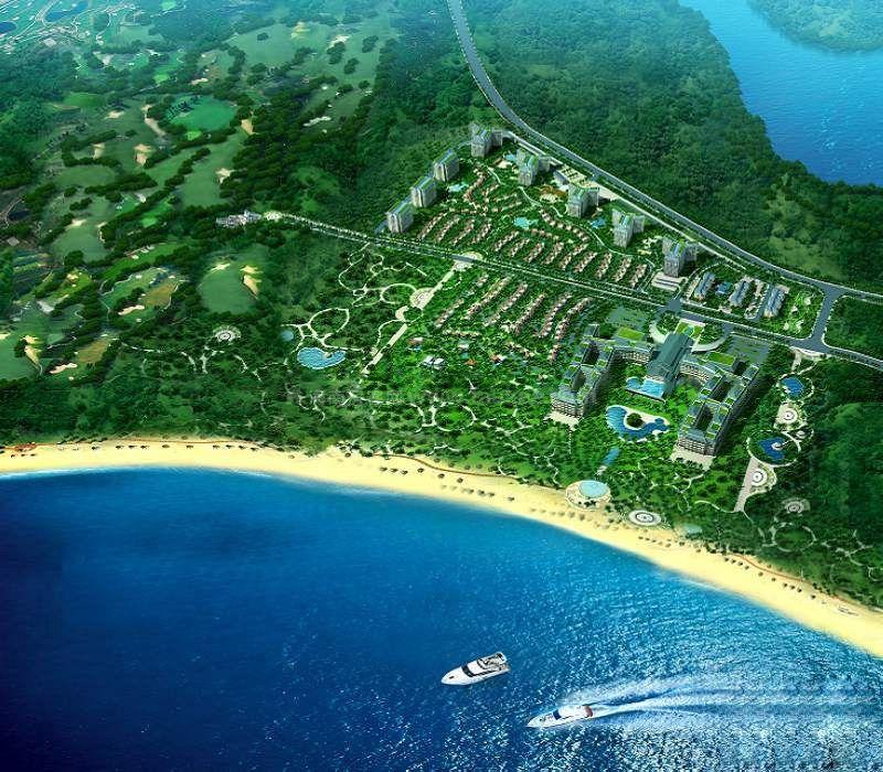 中信博鳌山钦湾