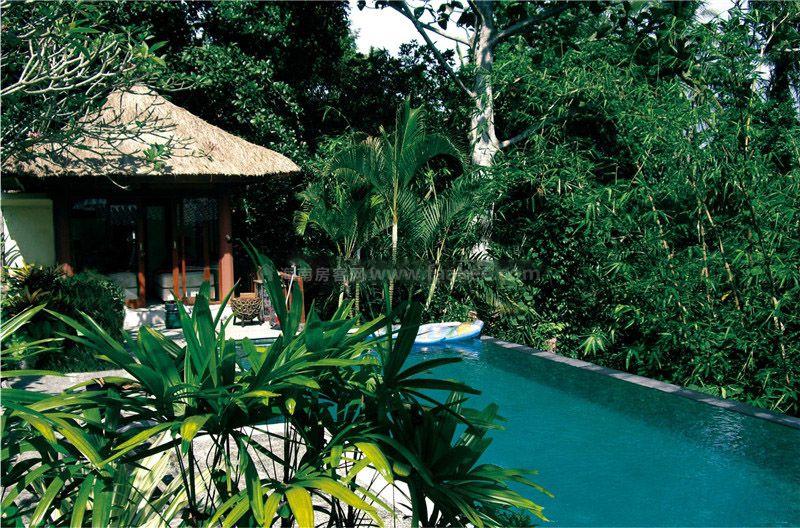 保亭那香山项目是海南唯一5a景区里的热带雨林别墅,总价400万/套起.图片
