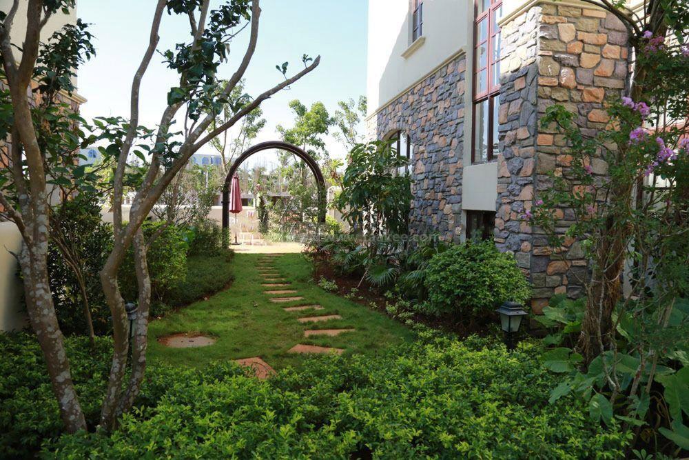 皇玛花园实景图