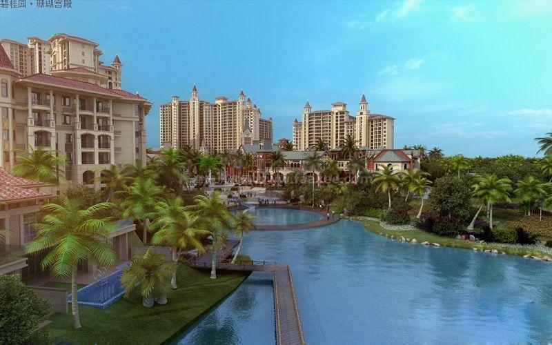 碧桂园珊瑚宫殿实景图