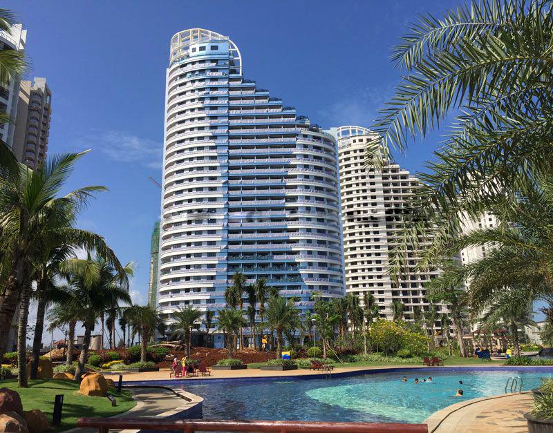 临高长岛蓝湾一期、二期均有房源在售 均价11000元/㎡起