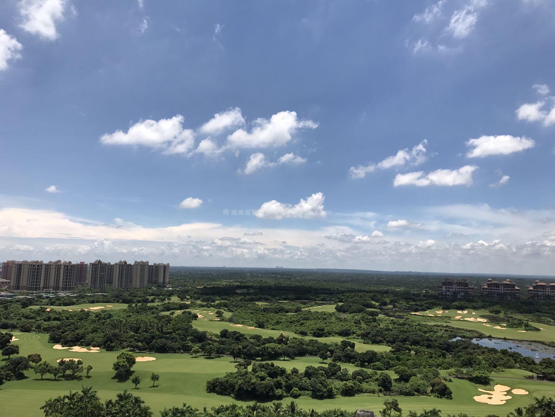 观澜湖九里周边实景