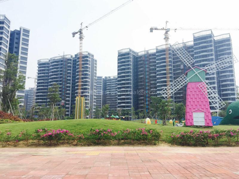 广物滨海国际实景图