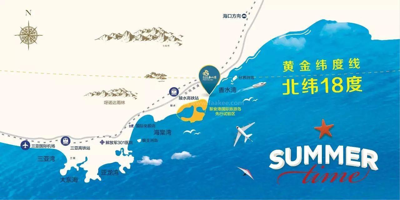 新华联香水湾交通图