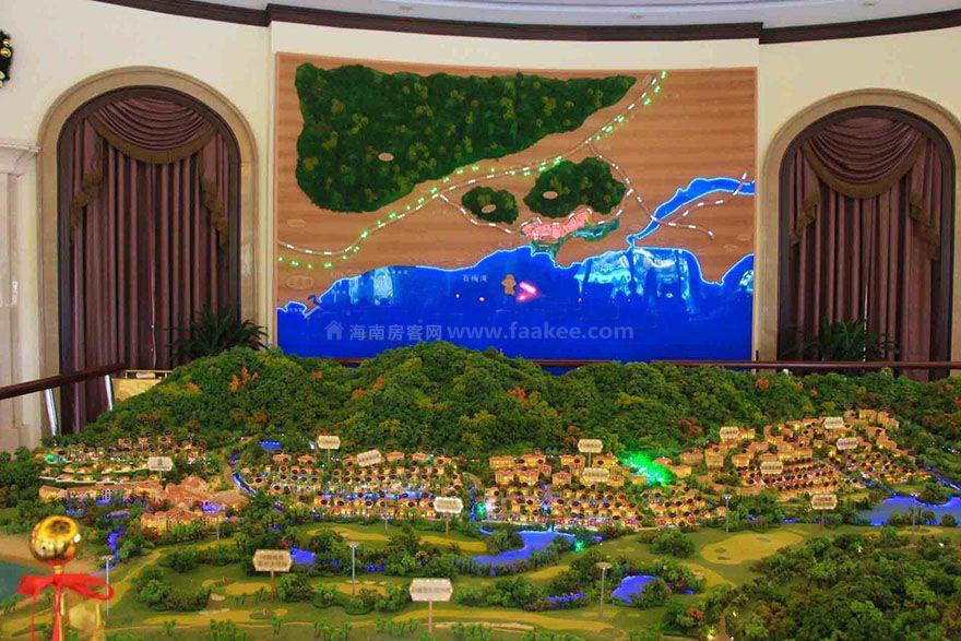 金泰南燕湾实景图