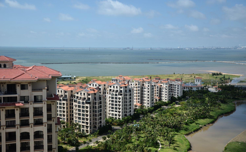 中南西海岸实景图