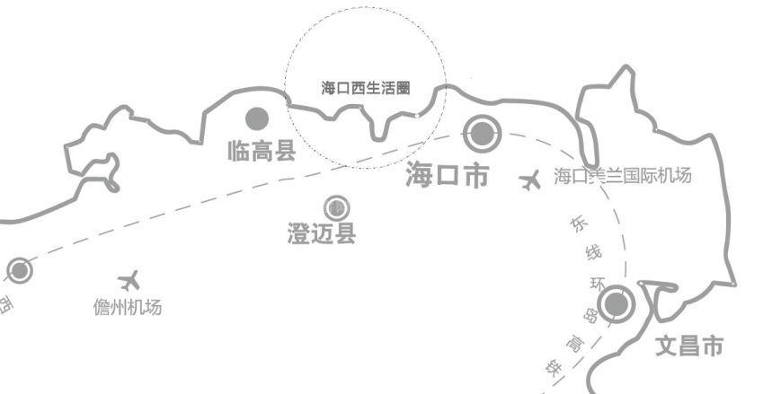 富力悅海灣區位圖