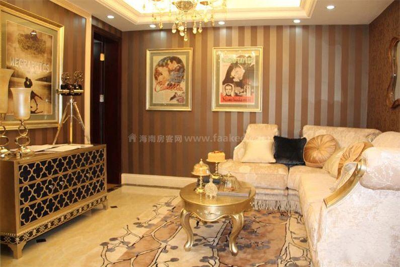 三亚实木翡翠谷最后少量双拼总价在售别墅1060万/套起全款97折别墅垭口申亚欧式图片