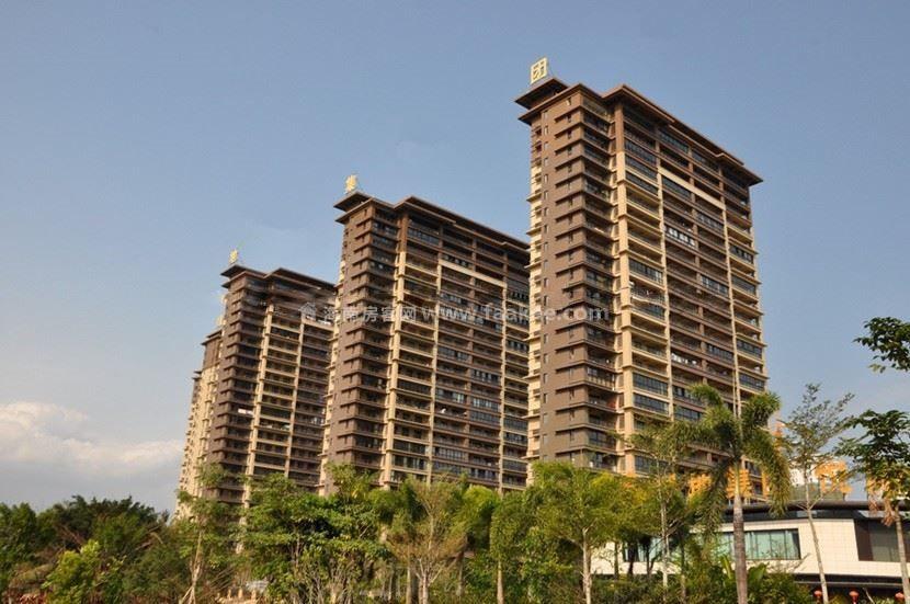 三亚绿地悦澜酒店式公寓已封顶 正在做内部装修   非毛坯均价33000元/㎡