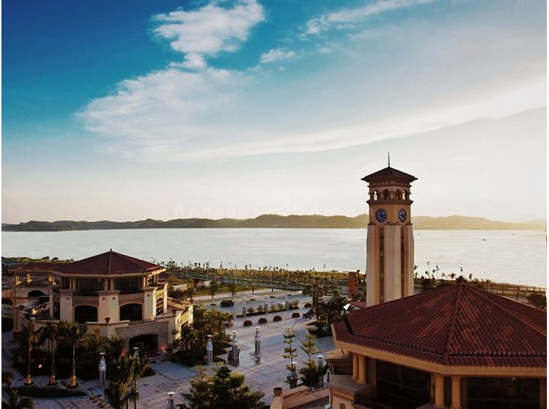 龙光阳光海岸实景图