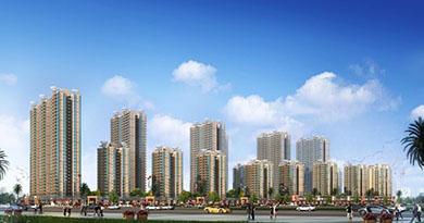 碧海蓝天台湾城