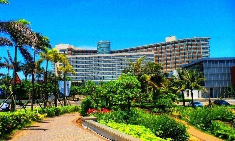 碧桂园·滨海国际豪生酒店