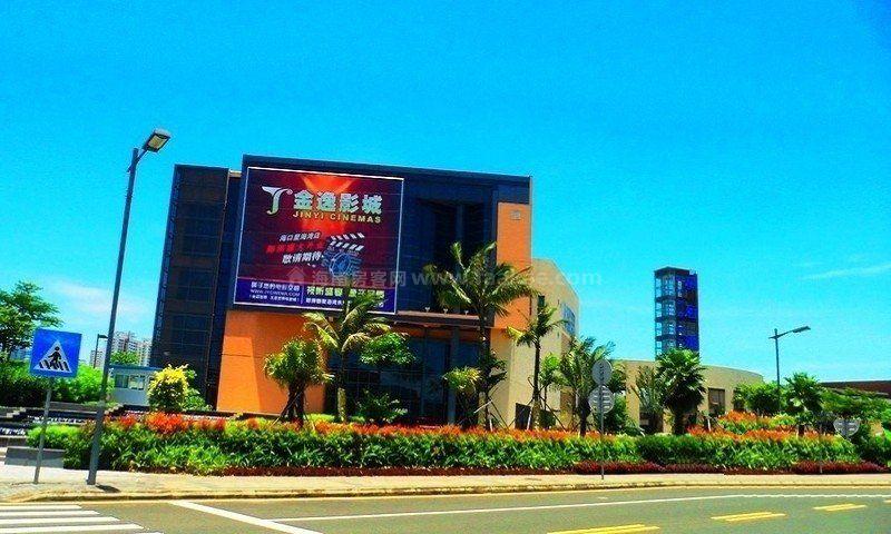 碧桂园·滨海国际金逸影城