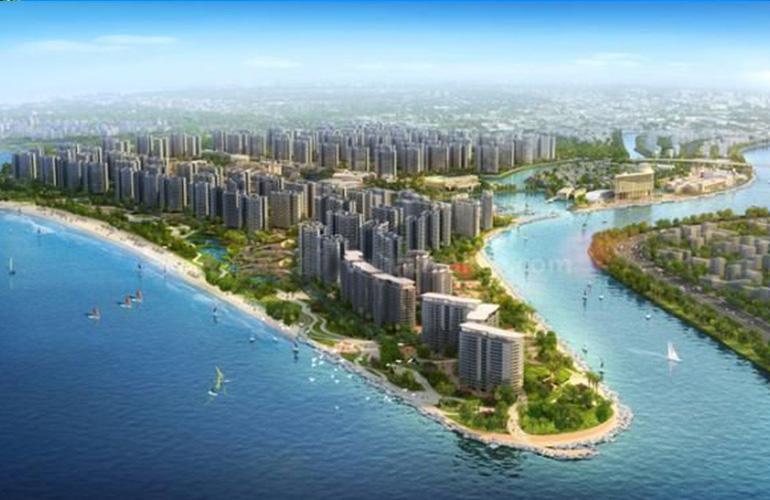 碧桂园滨海国际效果图