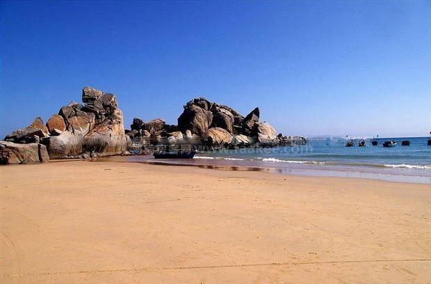 神州半岛海滩