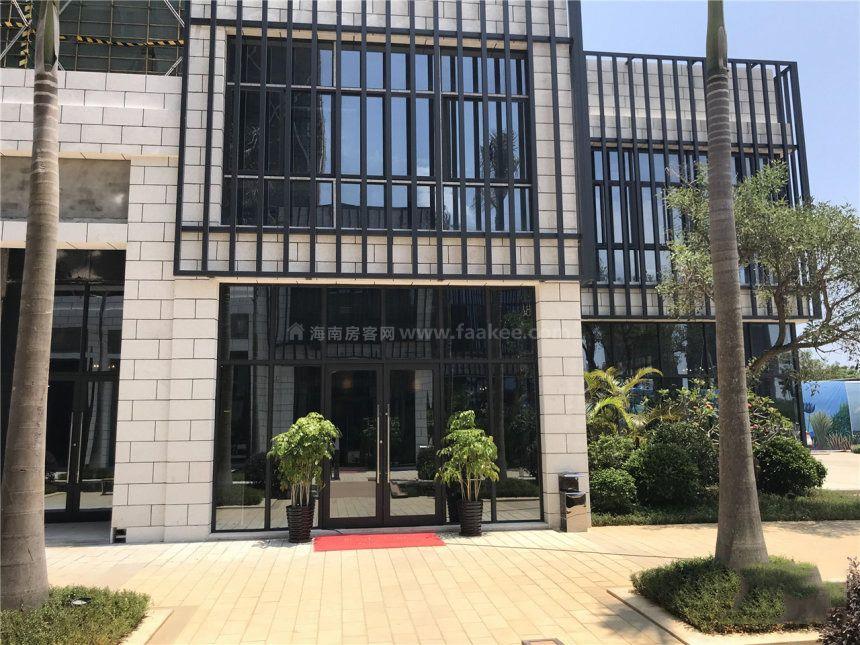 锦江白鹫郡实景图