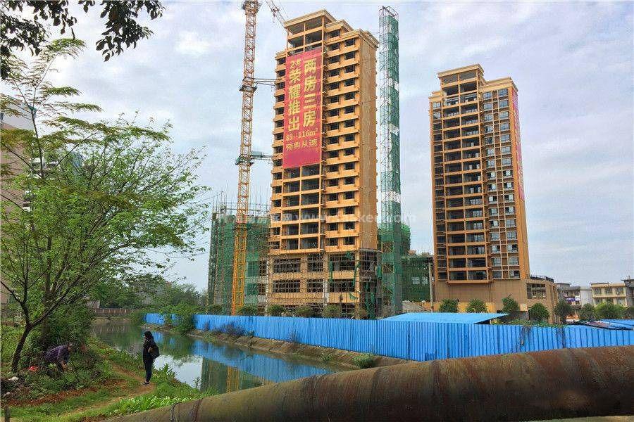 吉安龙城实景图