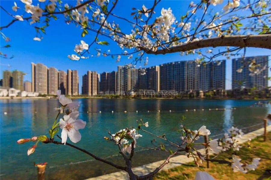 桂林花样年麓湖国际社区翡翠湾全新5号楼加推在即