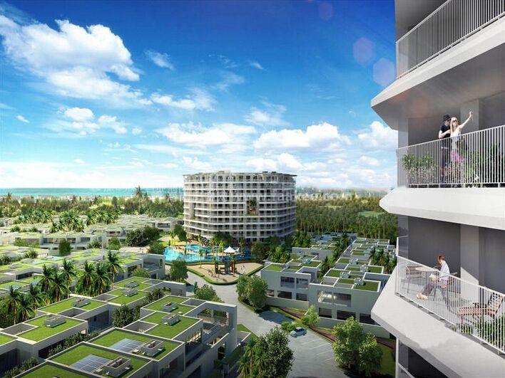 海南清水湾智汇城—成熟湾区 二期精致洋房在售