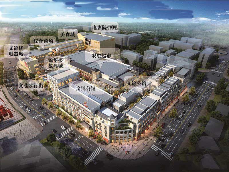 文昌天成文锦里项目3#号楼在售,在售房源总价约42.8万/套