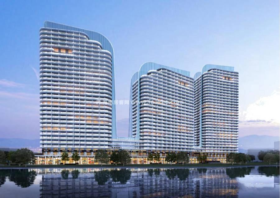 大理洱海福门公寓房源在售,均价9800-11000元/㎡