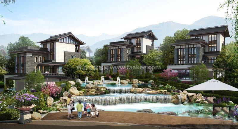 大理王宫悦山海酒店式公寓火热在售,均价约19000-25000元/㎡