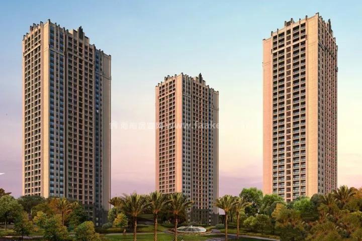 昆明七彩云南第壹城8号地块获建设工程规划许可证将建2栋办公楼