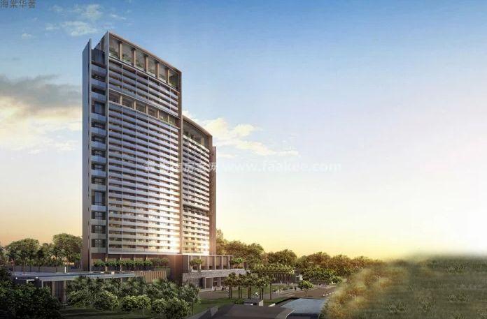 三亞海棠華著現三期全智能奢綽院墅在售,總價約2000萬/套