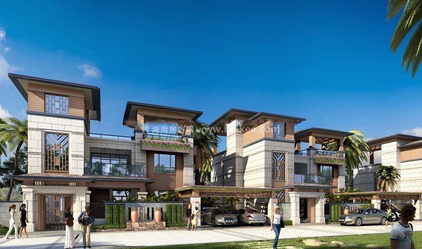 三亚碧桂园齐瓦颂项目5号楼已开盘,均价约42000-48000元/㎡