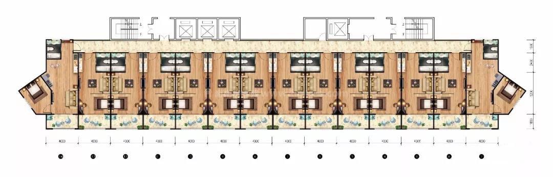 公寓规划图