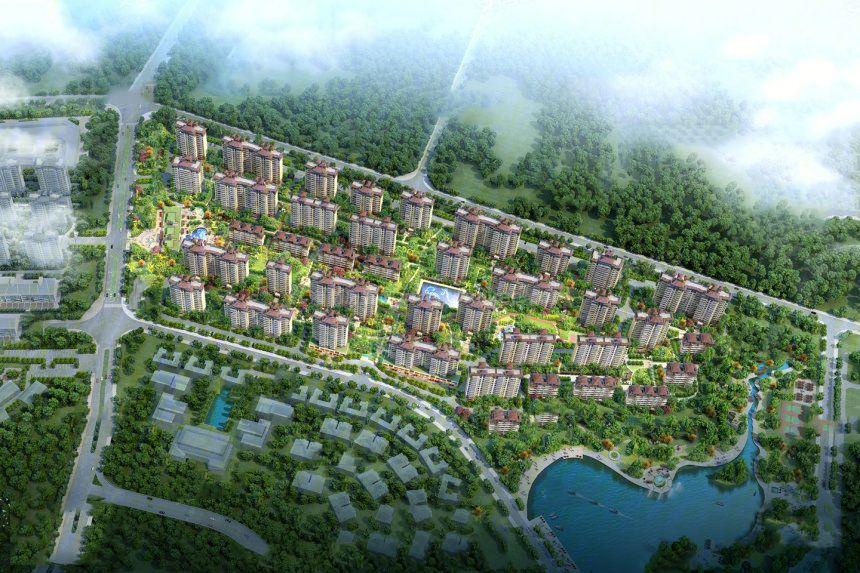 三亚碧桂园海棠盛世康养居房源在售,均价约29999元/㎡