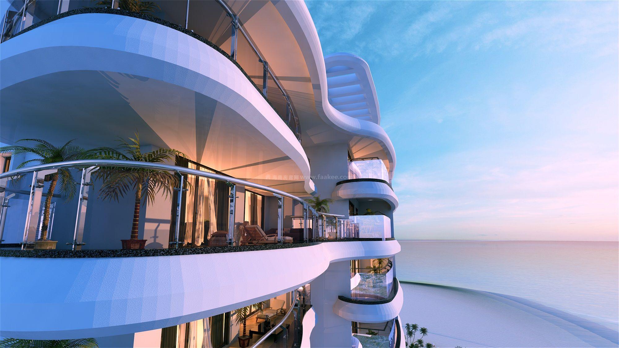 清凤海棠长滩11#楼洋房在售,总价约800-1100万/套