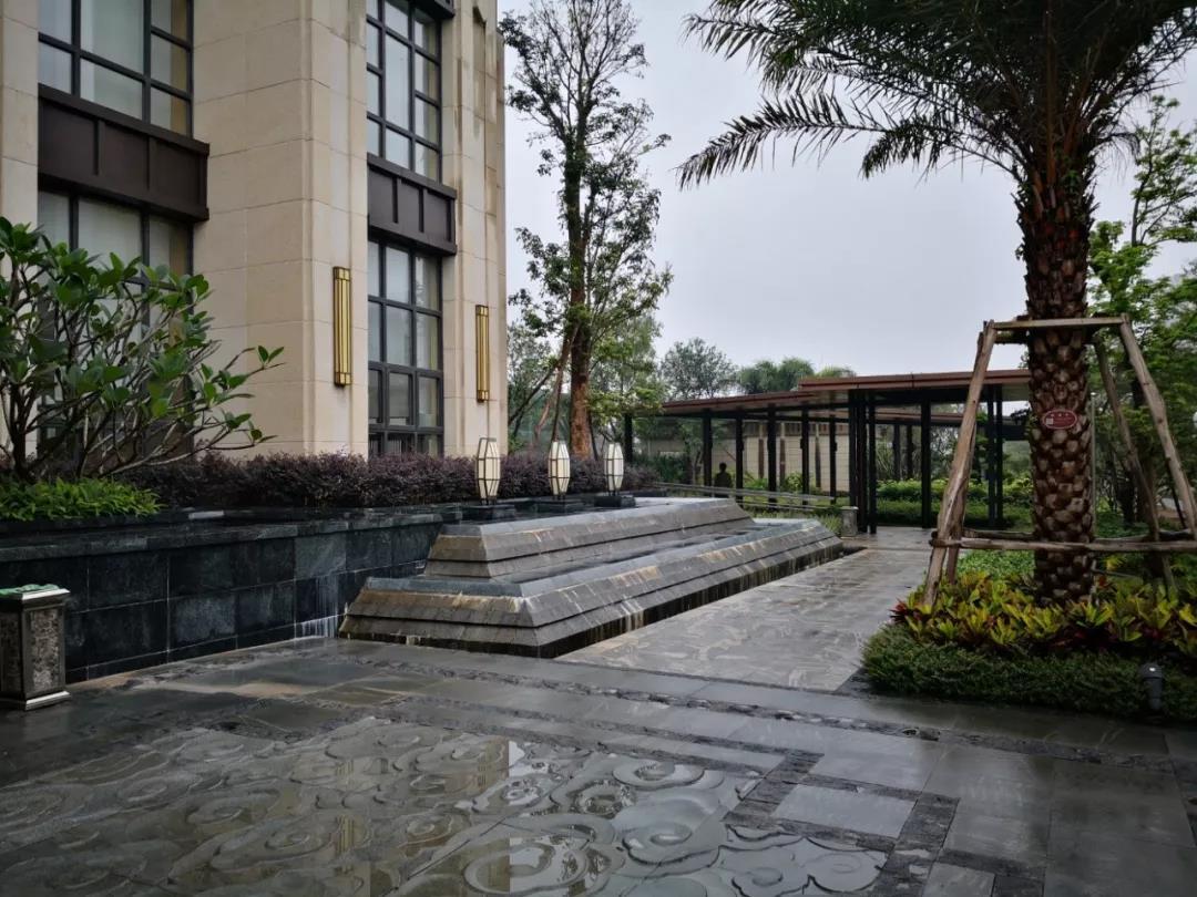 新合鑫观悦城售楼处实景图